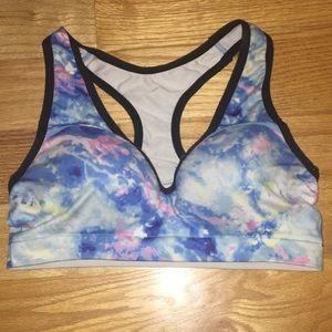 Victoria secret pink sports bra. Galaxy